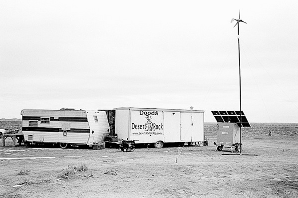 Desert Rock Resistance photo by Carlan Tapp