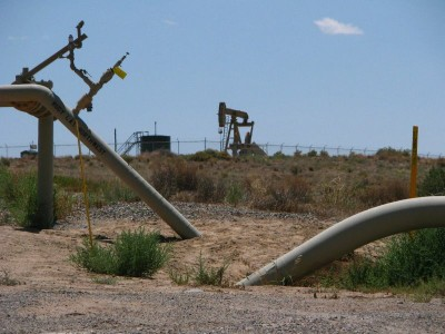 Extracting oil and gas in San Juan County
